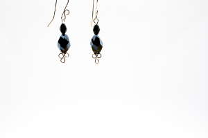 Out On The Town Fashion Earrings